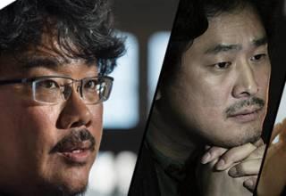 Bong Joon Ho, Park Chan Wook, Kim Jee Woon